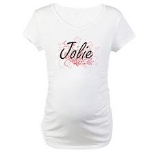 Jolie Artistic Name Design with Shirt