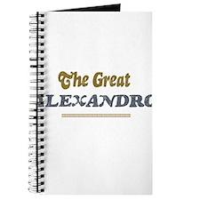 Alexandro Journal