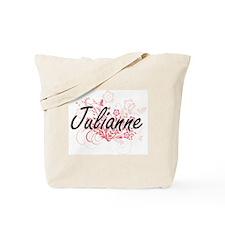 Cute Julianne Tote Bag