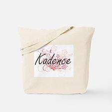 Unique Kadence Tote Bag
