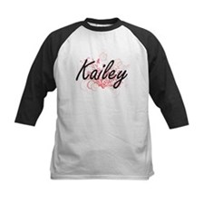 Kailey Artistic Name Design with F Baseball Jersey