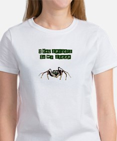 I Eat Spiders in My Sleep Tee
