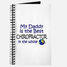 Best Chiropractor In The World (Daddy) Journal