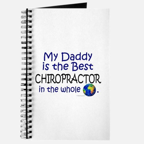 Best Chiropractor In The World (Daddy) Journal