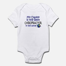 Best Chiropractor In The World (Daddy) Infant Body