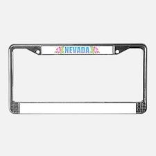 Nevada License Plate Frame