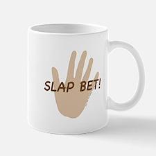 Slap Bet! Mugs