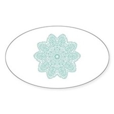 Unique Mandala Decal