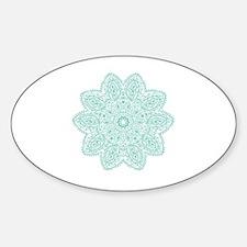 Circle Sticker (Oval)
