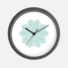 Cute Mandalas Wall Clock