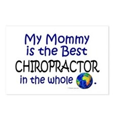 Best Chiropractor In The World (Mommy) Postcards (