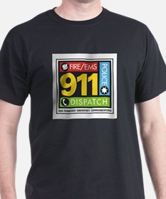 911 SAN FRANCISCO T-Shirt