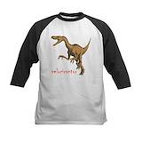 Dinosaur boys Baseball Jersey