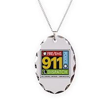 911 SAN FRANCISCO Necklace