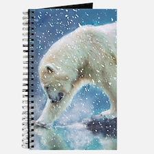A polar bear at the water Journal