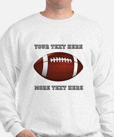 Personalized Football Jumper