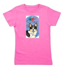 Cute Breed art Girl's Tee