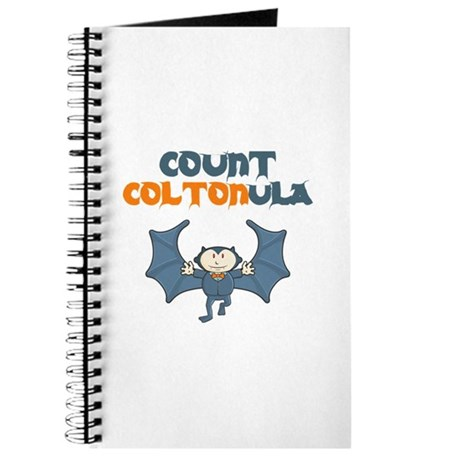 Count Coltonula Journal