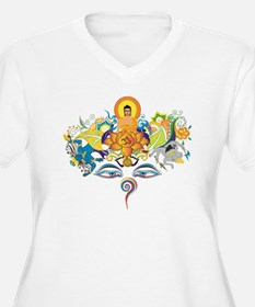 Funny Buddha eyes T-Shirt