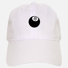 8 ball pool Baseball Baseball Cap