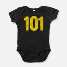 Unique The wanderer Baby Bodysuit