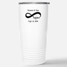 Bride and Groom Infinit Travel Mug