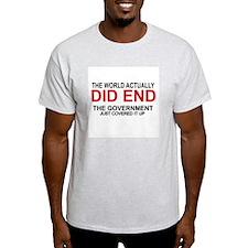 Unique Coverup T-Shirt