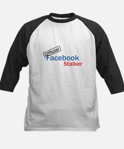 Official Facebook Stalker Baseball Jersey