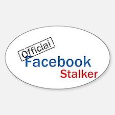Official Facebook Stalker Decal