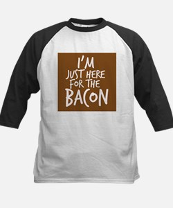Im Just Here For The Bacon Baseball Jersey