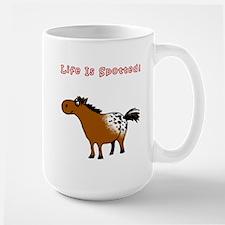 Appaloosa 2, Life Is Spotted! Mug