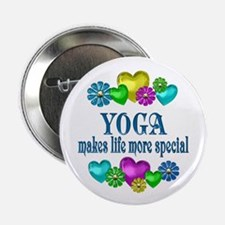 "Yoga More Special 2.25"" Button (10 pack)"
