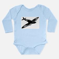 spitfire ww1 plane Body Suit