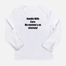 Unique Attorney Long Sleeve Infant T-Shirt