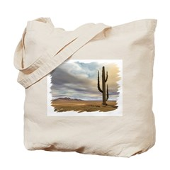 Southwestern Desert Tote Bag