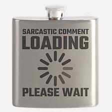 Sarcastic Comment Loading Please Wait Flask