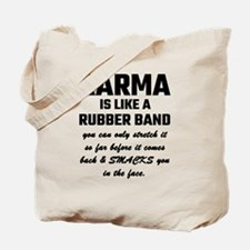Funny Revenge Tote Bag