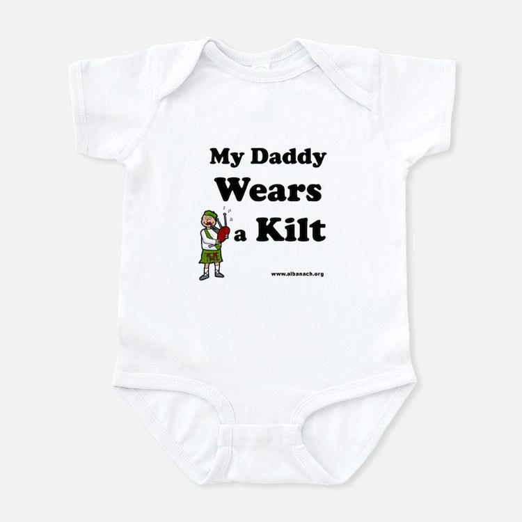 """My Daddy Wears a Kilt"" Creeper"