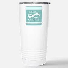 Custom Names Infinity H Thermos Mug