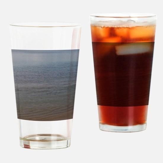 Funny Puerto rico beach Drinking Glass