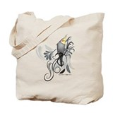 Birds Canvas Totes