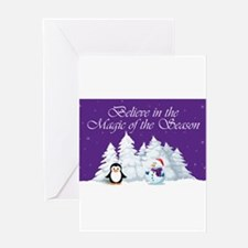 Magic of the Season Greeting Cards