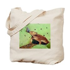 'Horny Toad' Tote Bag