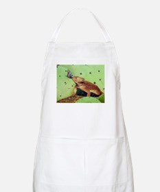 'Horny Toad' BBQ Apron