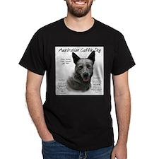 Cute Australian cattle dog christmas T-Shirt