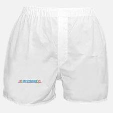 Missouri Design Boxer Shorts