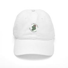 An Island Divided Baseball Cap