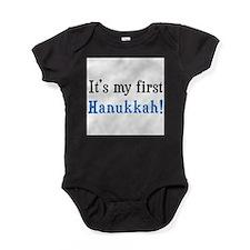 Funny Chanukkah Baby Bodysuit