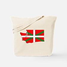 Basque States Tote Bag