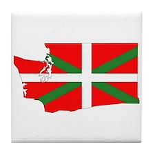 Basque States Tile Coaster